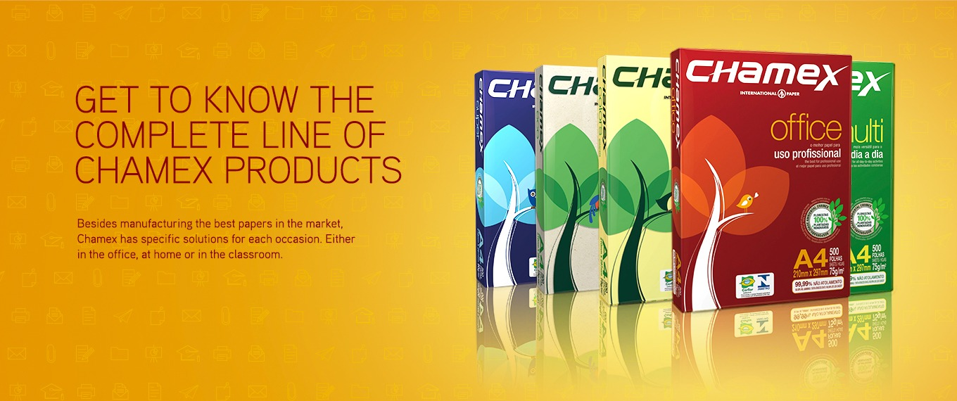 Home Page Chamex